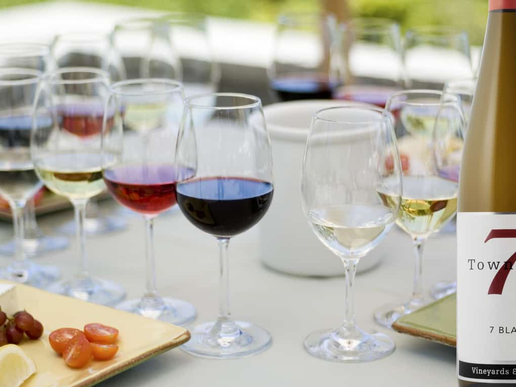 T7 - wine and food pairing
