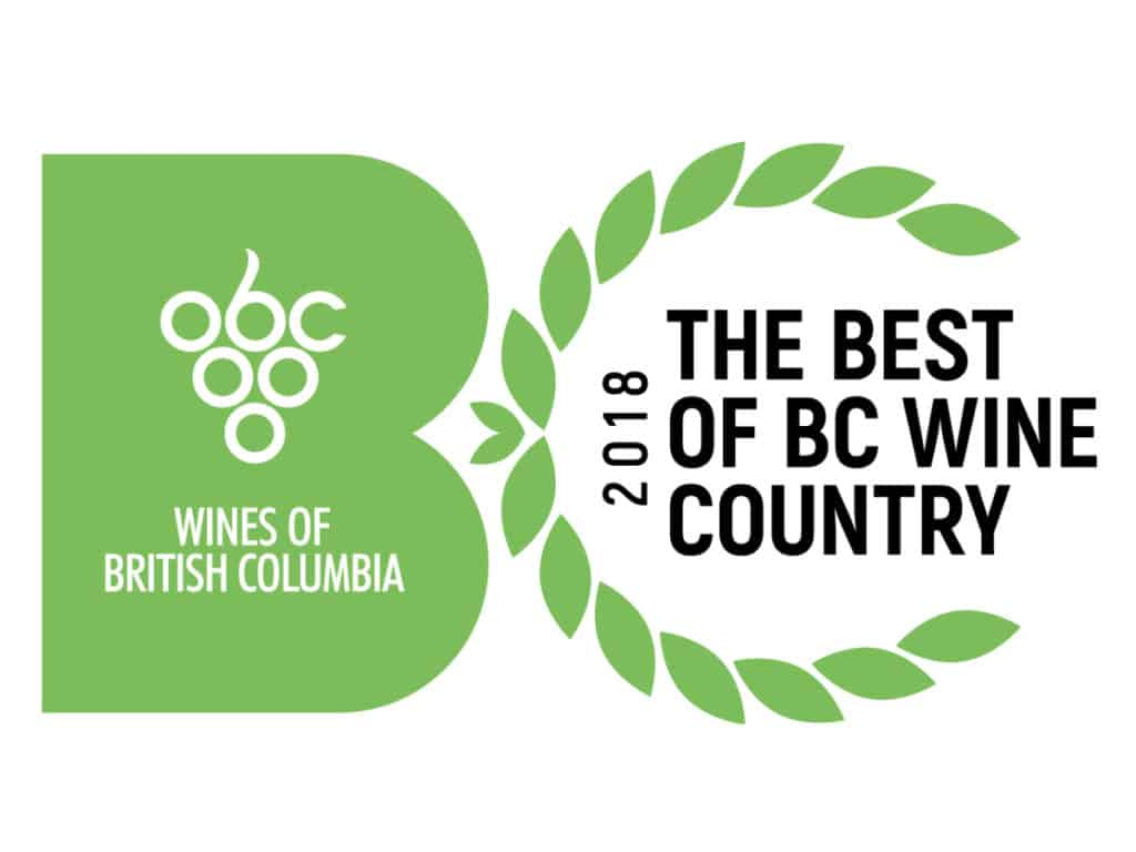 Best of BC Wine 2018
