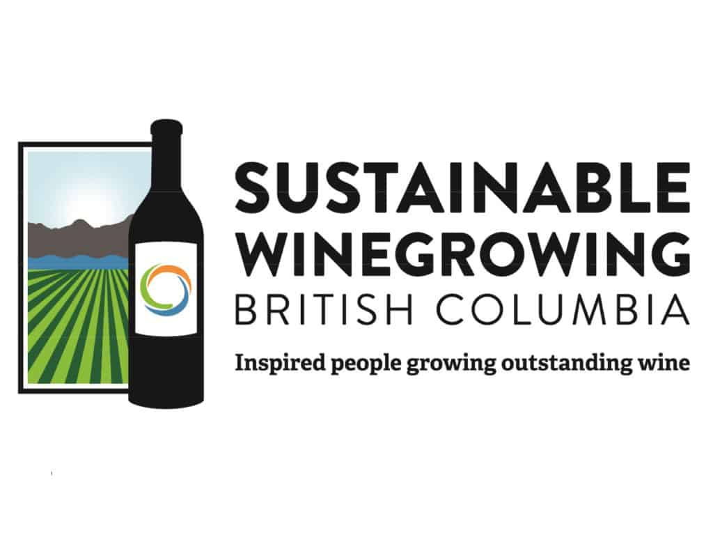 sustainable wine growing BC
